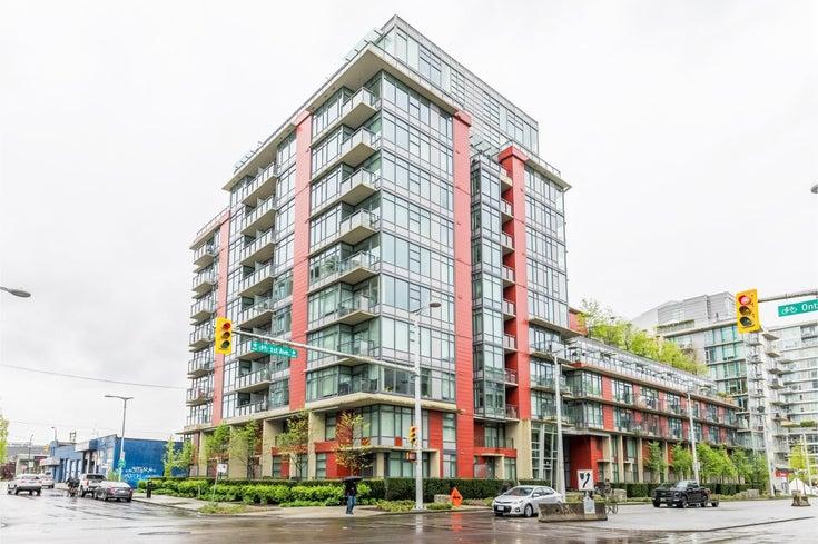 618 38 W 1ST AVENUE - False Creek Apartment/Condo for sale, 1 Bedroom (R2627477)