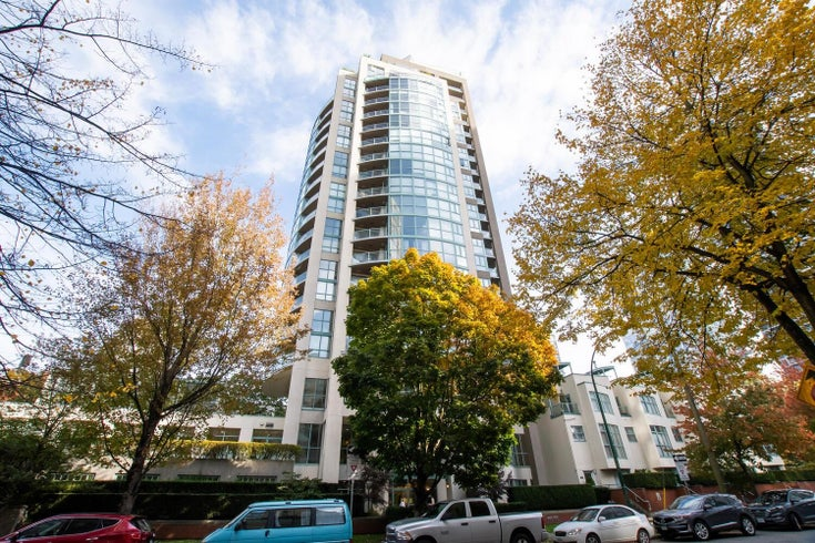 1205 907 BEACH AVENUE - Yaletown Apartment/Condo for sale, 2 Bedrooms (R2627497)
