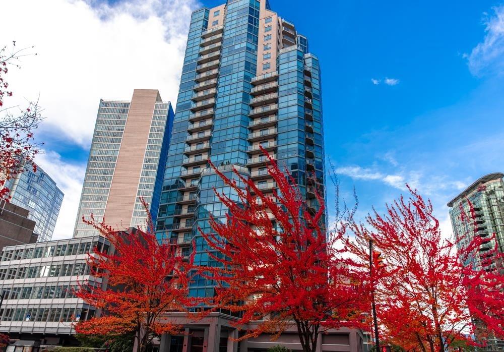 303 1415 W GEORGIA STREET - Coal Harbour Apartment/Condo for sale, 2 Bedrooms (R2627499) - #1