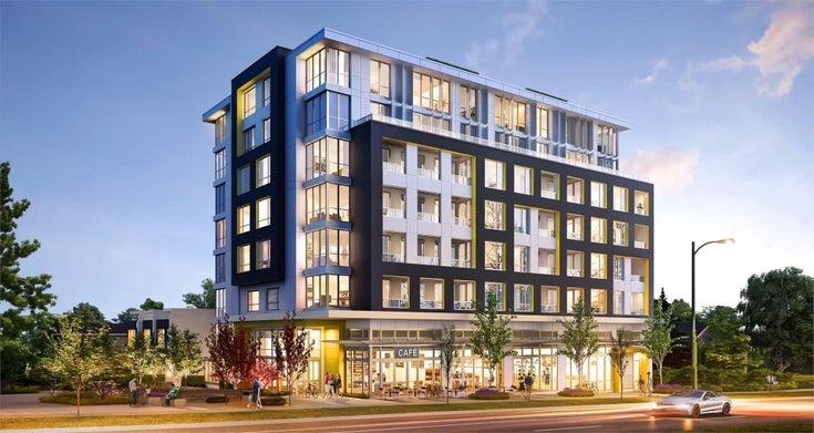 301 6238 CAMBIE STREET - Oakridge VW Apartment/Condo for sale, 2 Bedrooms (R2627507)