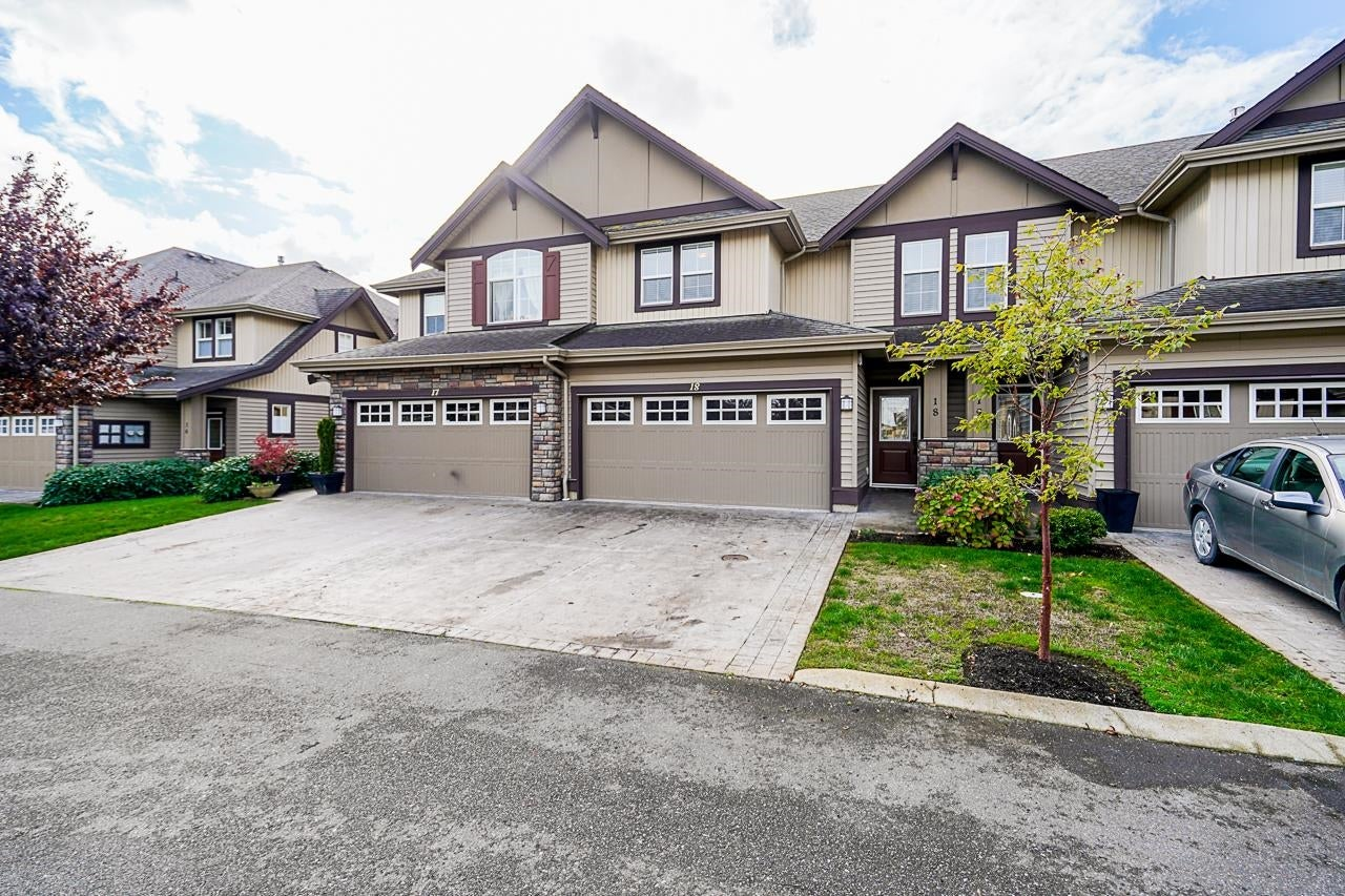 18 6577 SOUTHDOWNE PLACE - Sardis East Vedder Rd Townhouse for sale, 3 Bedrooms (R2627516) - #1