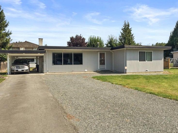 12484 203 STREET - Northwest Maple Ridge House/Single Family for sale, 2 Bedrooms (R2627521)