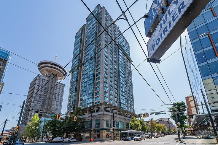 1701 438 SEYMOUR STREET - Downtown VW Apartment/Condo for sale, 1 Bedroom (R2627525)