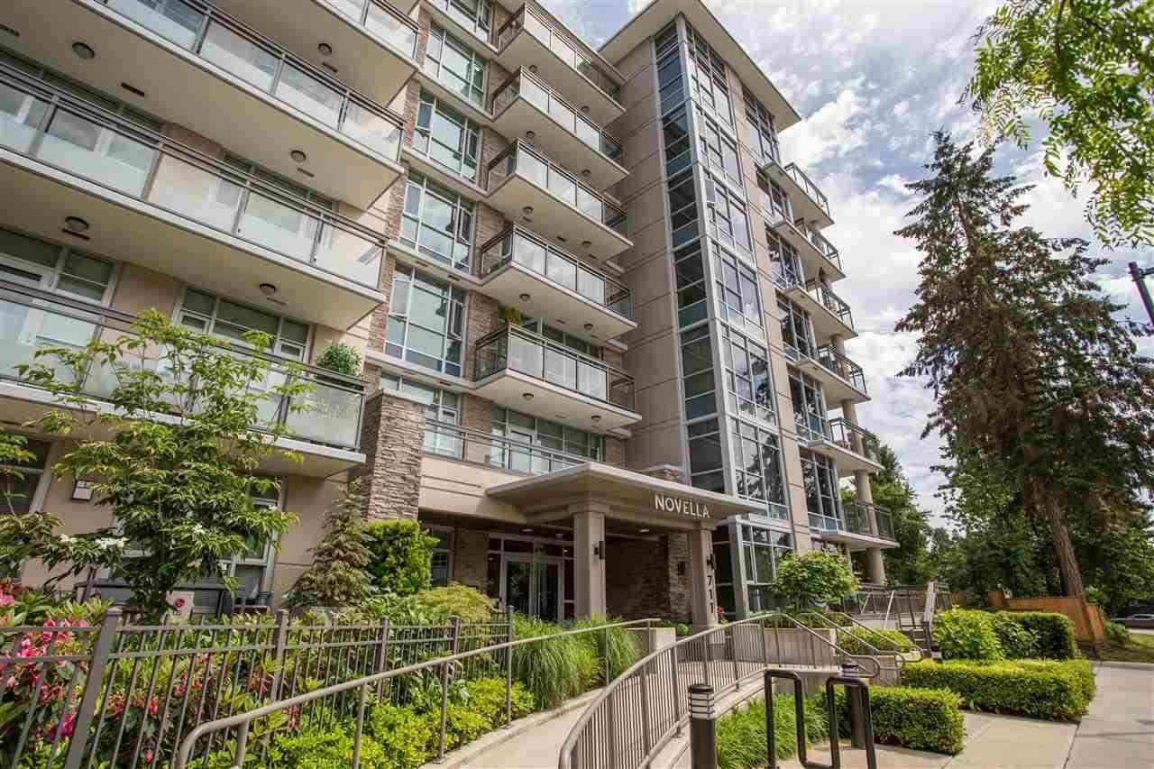 701 711 BRESLAY STREET - Coquitlam West Apartment/Condo for sale, 1 Bedroom (R2627526) - #1