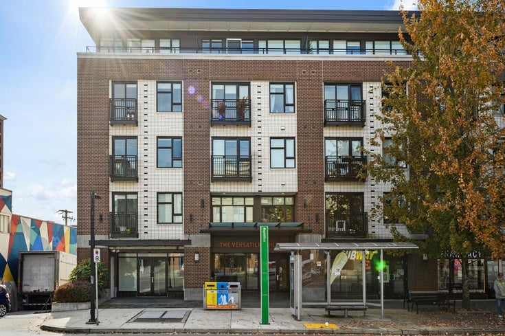 403 111 E 3RD STREET - Lower Lonsdale Apartment/Condo for sale, 1 Bedroom (R2627529)