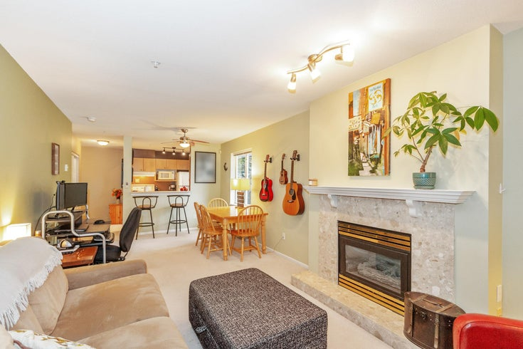 306 5667 SMITH AVENUE - Central Park BS Apartment/Condo for sale, 1 Bedroom (R2627559)