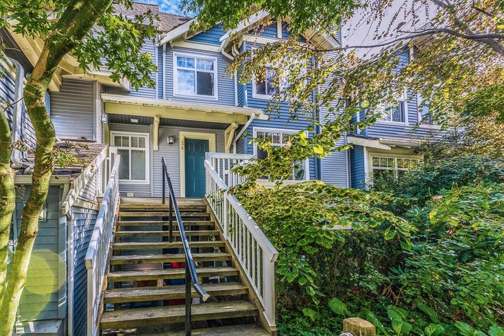 38 7488 SOUTHWYNDE AVENUE - South Slope Townhouse for sale, 2 Bedrooms (R2627597)
