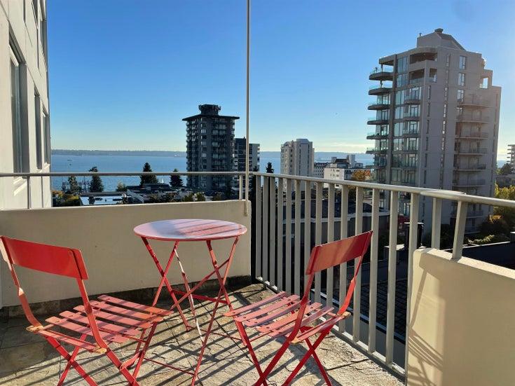 501 1730 DUCHESS AVENUE - Ambleside Apartment/Condo for sale, 1 Bedroom (R2627606)