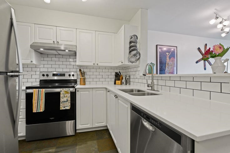 203 1688 E 4TH AVENUE - Grandview Woodland Apartment/Condo for sale, 1 Bedroom (R2627608)