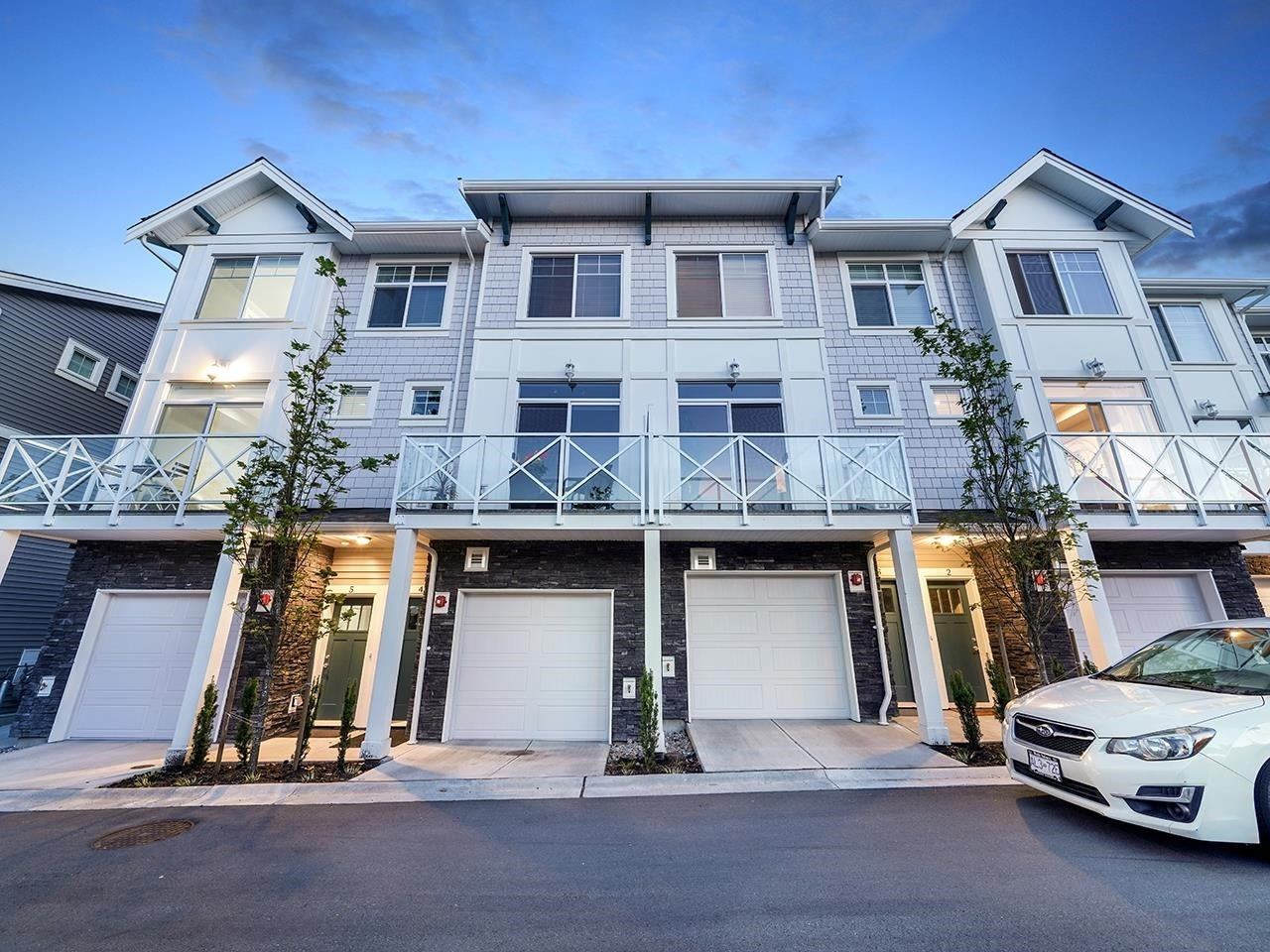 5 21102 76 AVENUE - Willoughby Heights Townhouse for sale, 3 Bedrooms (R2627633) - #1