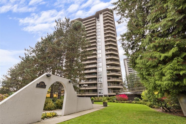 908 2041 BELLWOOD AVENUE - Brentwood Park Apartment/Condo for sale, 2 Bedrooms (R2627649)