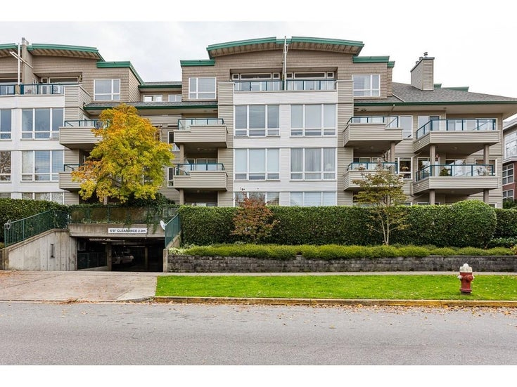 320 5800 ANDREWS ROAD - Steveston South Apartment/Condo for sale, 1 Bedroom (R2627662)