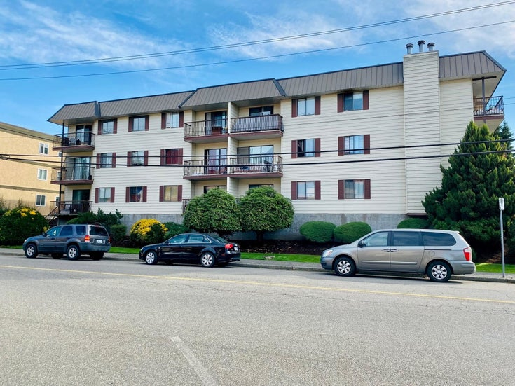 305 45749 SPADINA AVENUE - Chilliwack W Young-Well Apartment/Condo for sale, 1 Bedroom (R2627682)