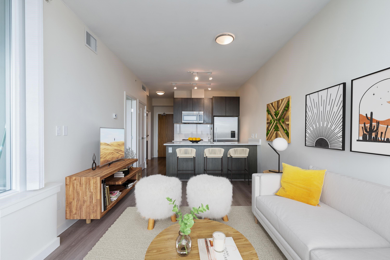 1704 8677 CAPSTAN WAY - West Cambie Apartment/Condo for sale, 1 Bedroom (R2627687)