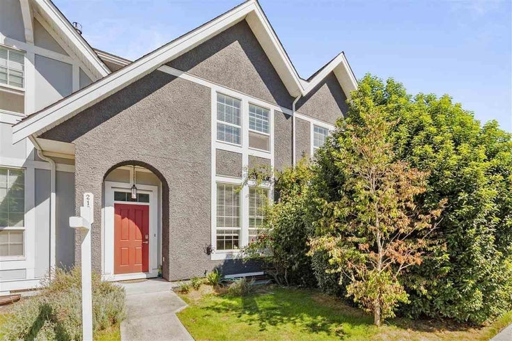 21075 79A AVENUE - Willoughby Heights Row House (Non-Strata) for sale, 4 Bedrooms (R2627692)
