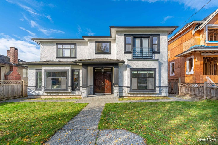 7015 GRAY AVENUE - Metrotown House/Single Family for sale, 6 Bedrooms (R2627696)