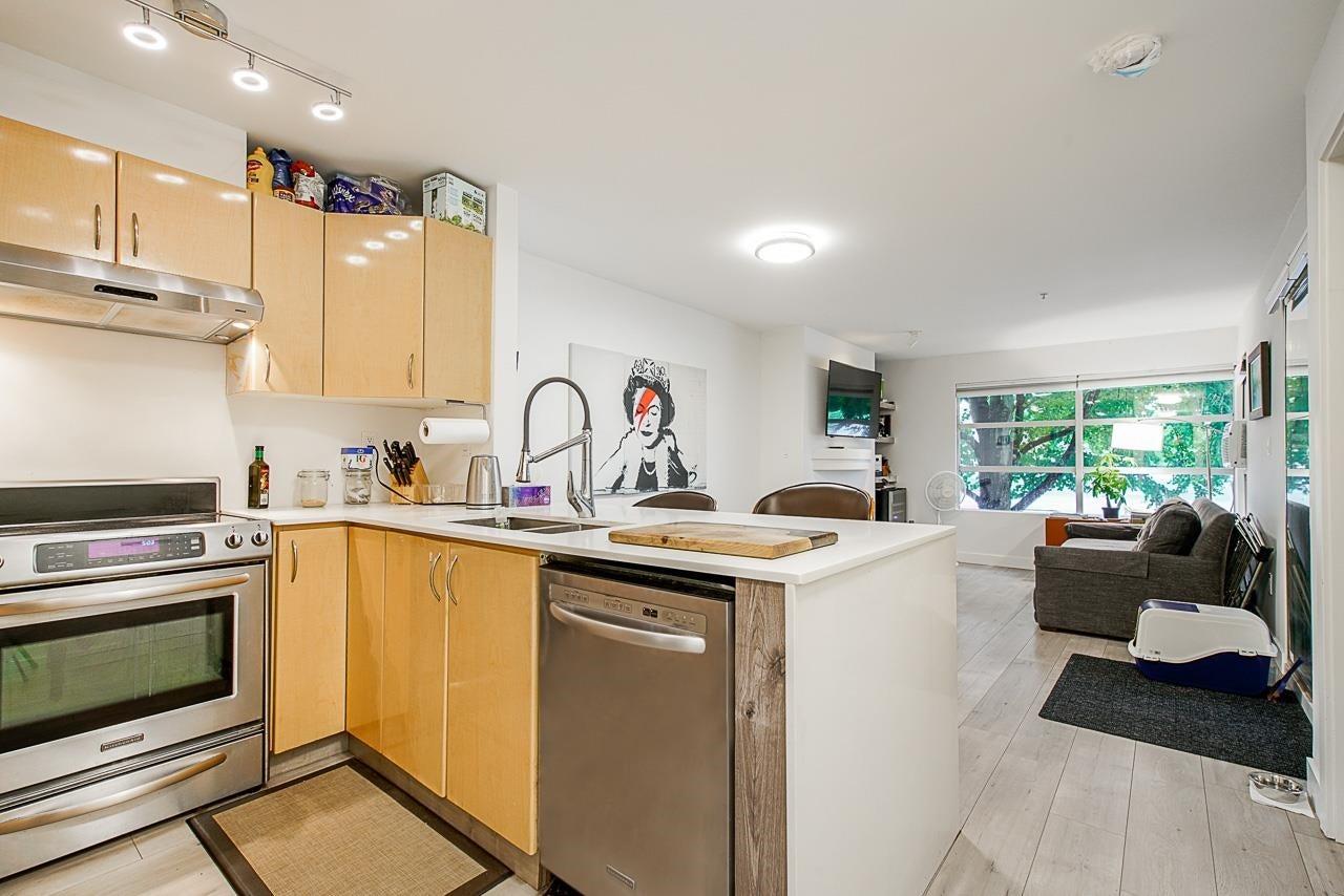 203 2983 W 4TH AVENUE - Kitsilano Apartment/Condo for sale, 1 Bedroom (R2627701)