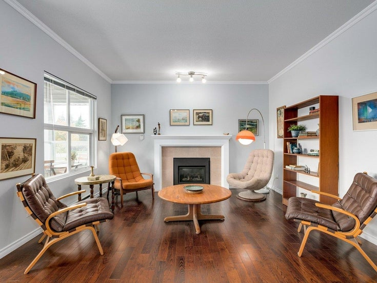 205 4989 47 AVENUE - Ladner Elementary Apartment/Condo for sale, 2 Bedrooms (R2627723)