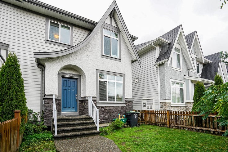20973 80TH AVENUE - Willoughby Heights 1/2 Duplex for sale, 4 Bedrooms (R2627729)
