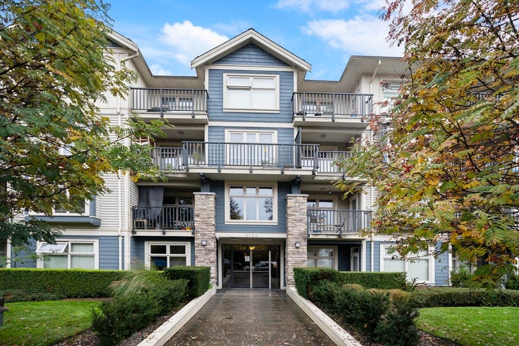 308 8084 120A STREET - Queen Mary Park Surrey Apartment/Condo for sale, 2 Bedrooms (R2627731)