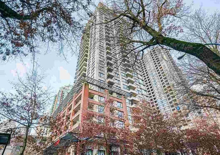 2402 977 MAINLAND STREET - Yaletown Apartment/Condo for sale, 1 Bedroom (R2627735)
