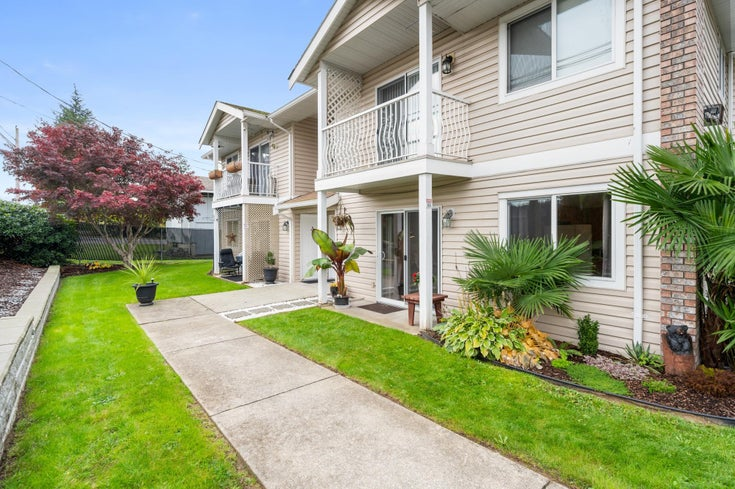 2 7590 MAY STREET - Mission BC Townhouse for sale, 2 Bedrooms (R2627747)