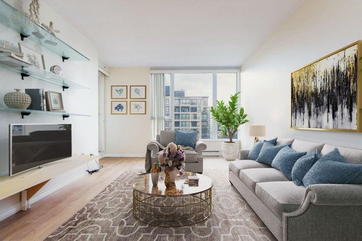 1701 5189 GASTON STREET - Collingwood VE Apartment/Condo for sale, 1 Bedroom (R2627750)