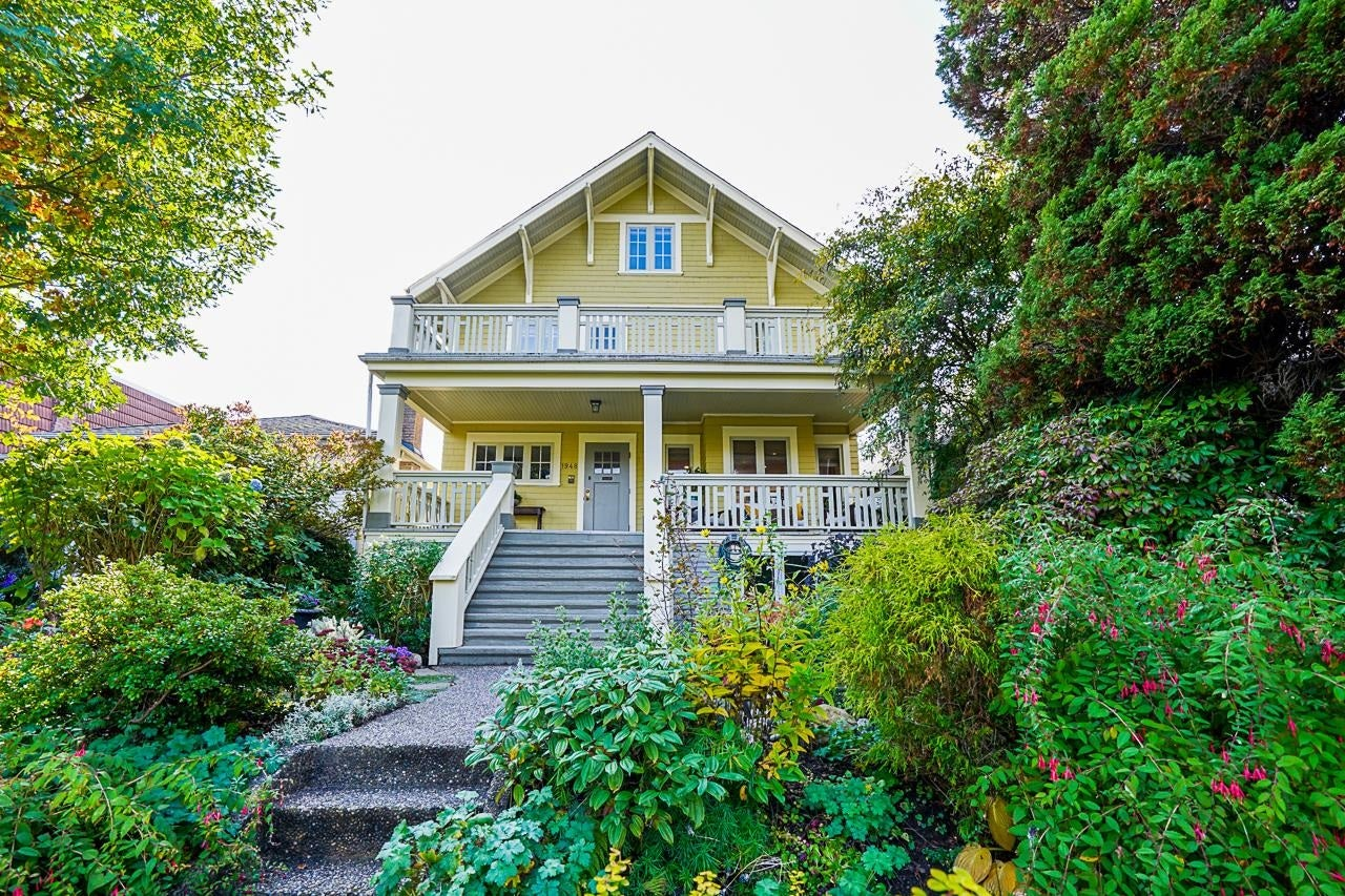 1948 WHYTE AVENUE - Kitsilano House/Single Family for sale, 6 Bedrooms (R2627752)