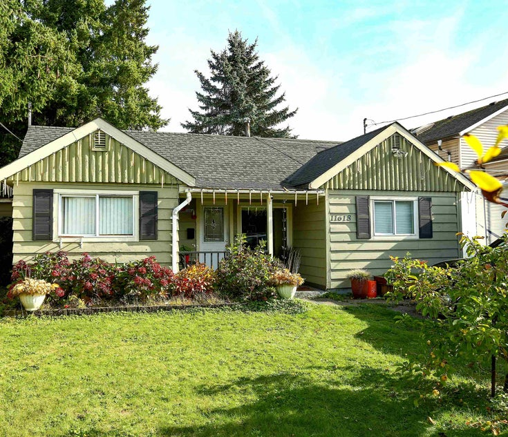 11618 203 STREET - Southwest Maple Ridge House/Single Family for sale, 2 Bedrooms (R2627768)