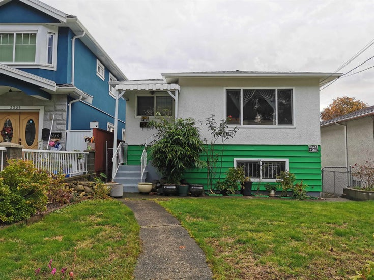 3230 VANNESS AVENUE - Collingwood VE House/Single Family for sale, 4 Bedrooms (R2627770)