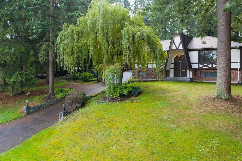 14356 28 AVENUE - Sunnyside Park Surrey House with Acreage for sale, 5 Bedrooms (R2627784) - #1
