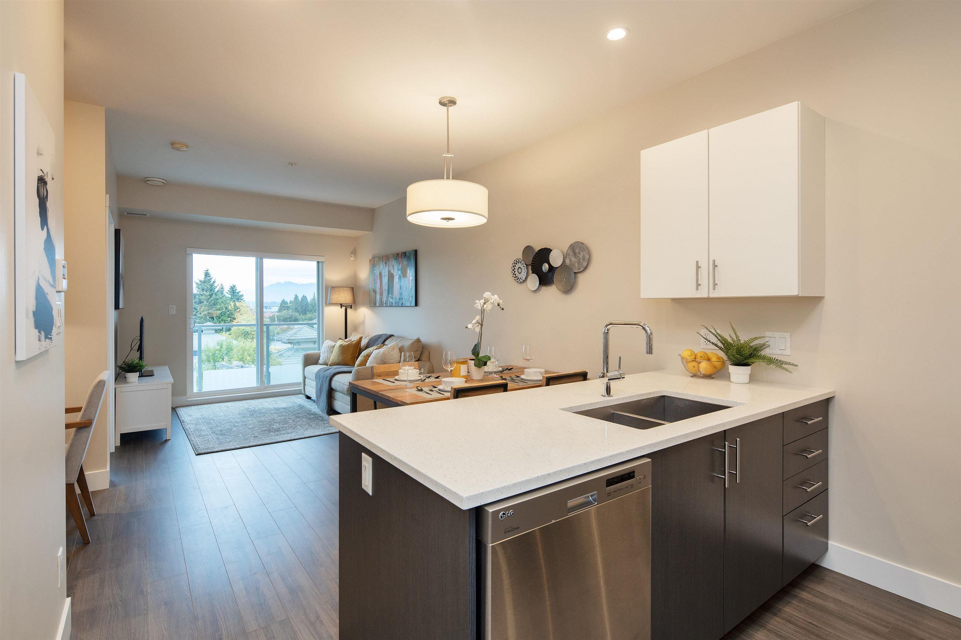 406 6011 NO. 1 ROAD - Terra Nova Apartment/Condo for sale, 1 Bedroom (R2627788)