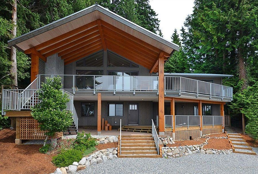 5017 SUNSHINE COAST HIGHWAY - Sechelt District House/Single Family for sale, 3 Bedrooms (R2627792) - #1