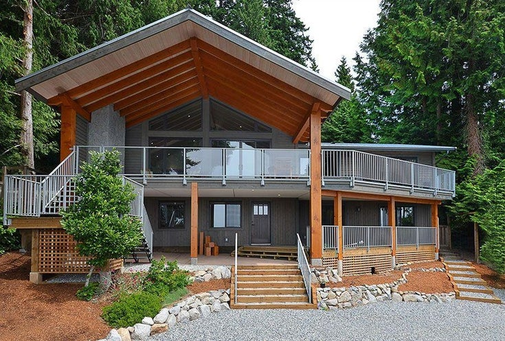 5017 SUNSHINE COAST HIGHWAY - Sechelt District House/Single Family for sale, 3 Bedrooms (R2627792)