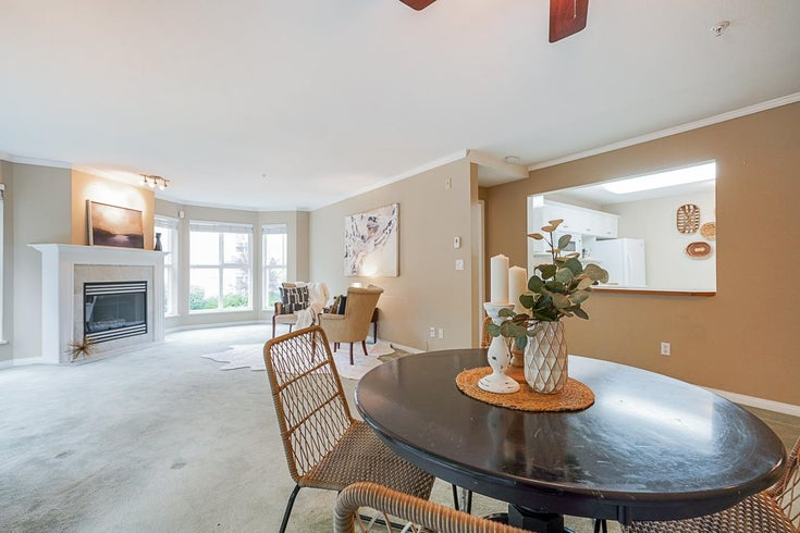 205 6557 121 STREET - West Newton Apartment/Condo for sale, 2 Bedrooms (R2627802)