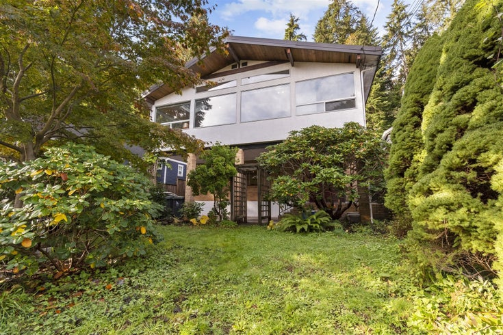 1621 DEEP COVE ROAD - Deep Cove House/Single Family for sale, 5 Bedrooms (R2627803)
