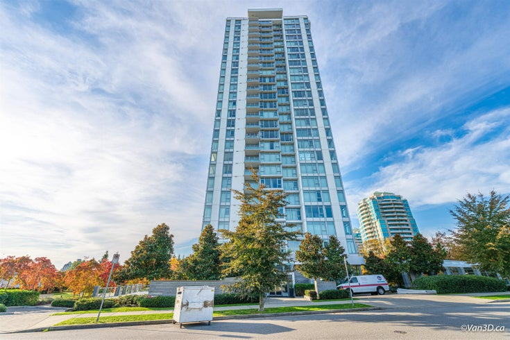 1501 6688 ARCOLA STREET - Highgate Apartment/Condo for sale, 2 Bedrooms (R2627807)