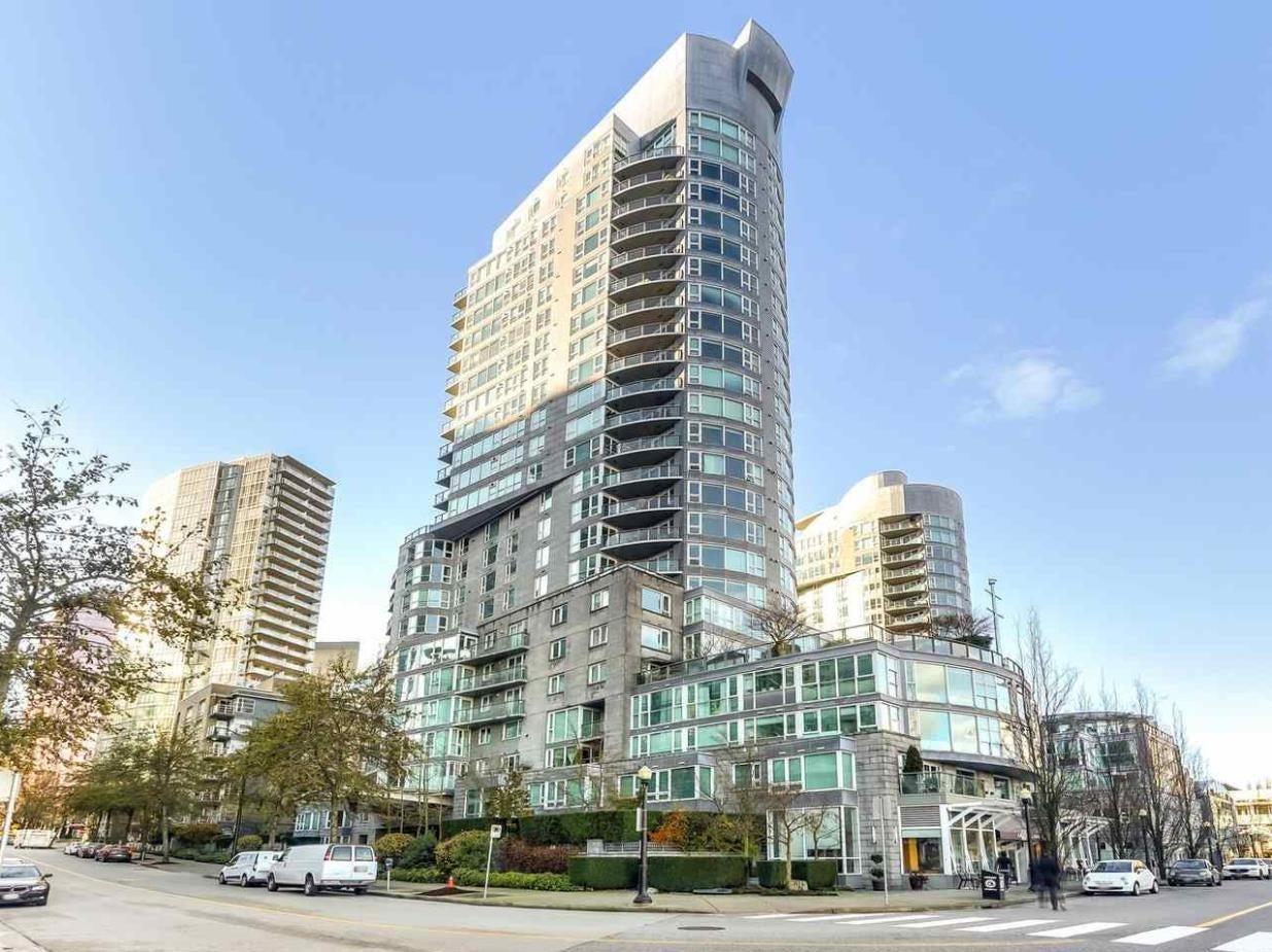 1101 535 NICOLA STREET - Coal Harbour Apartment/Condo for sale, 2 Bedrooms (R2627815) - #1