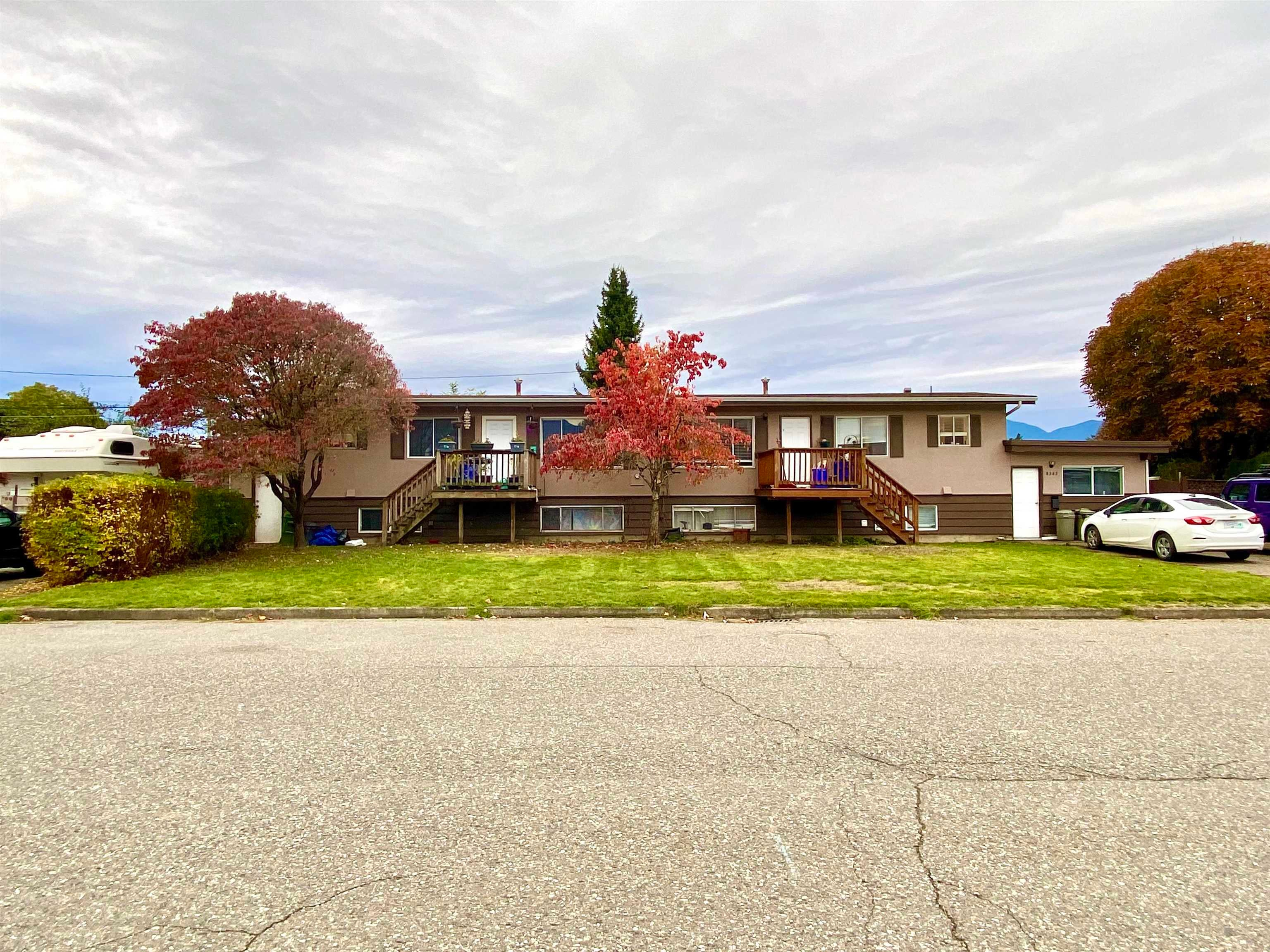 8545 SOUTHLANDS CRESCENT - Chilliwack E Young-Yale Duplex for sale, 8 Bedrooms (R2627816) - #1
