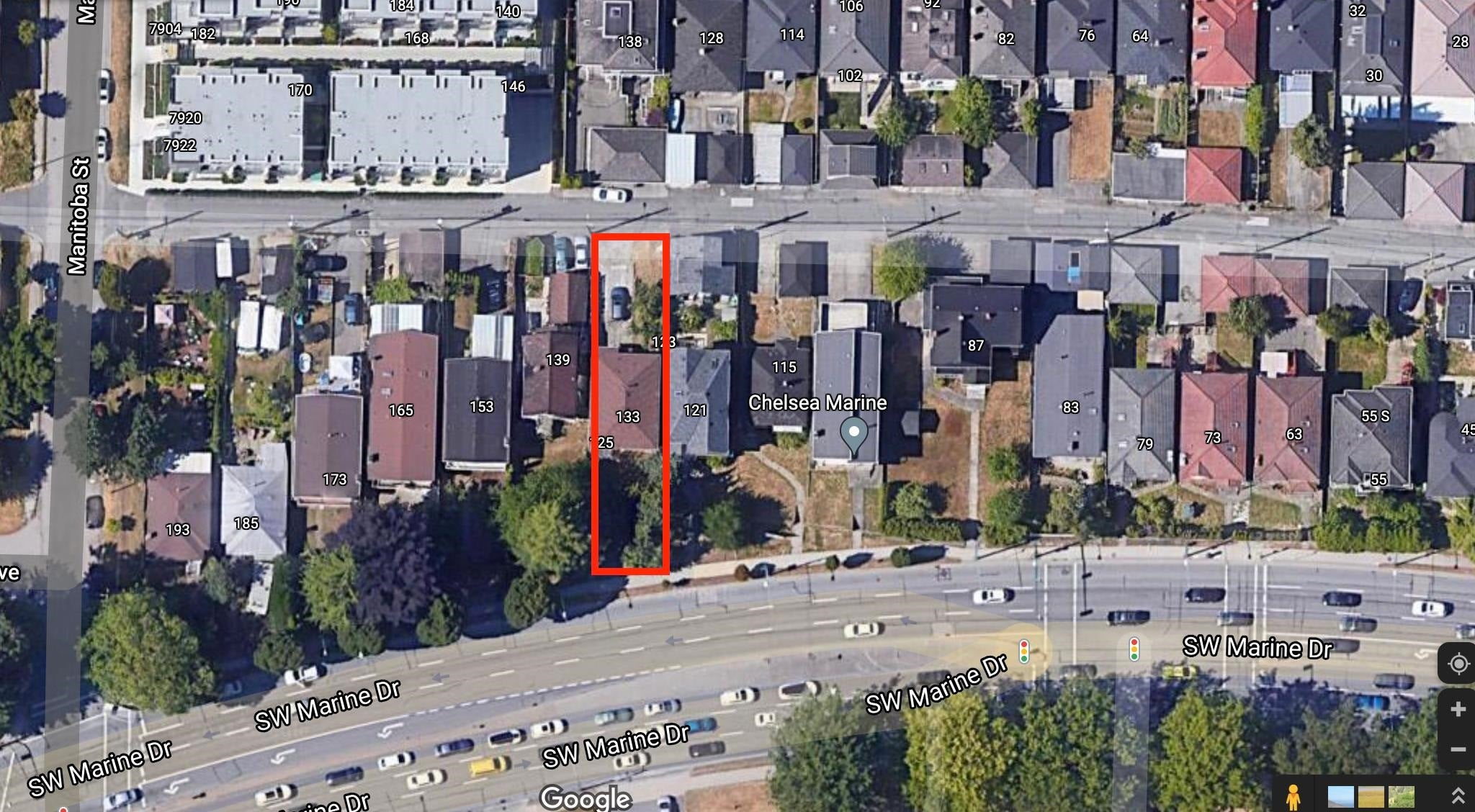 133 SW MARINE DRIVE - Marpole House/Single Family for sale, 2 Bedrooms (R2627849)