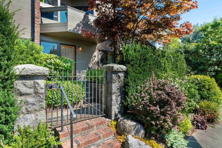 1718 MACDONALD STREET - Kitsilano Townhouse for sale, 2 Bedrooms (R2627868)