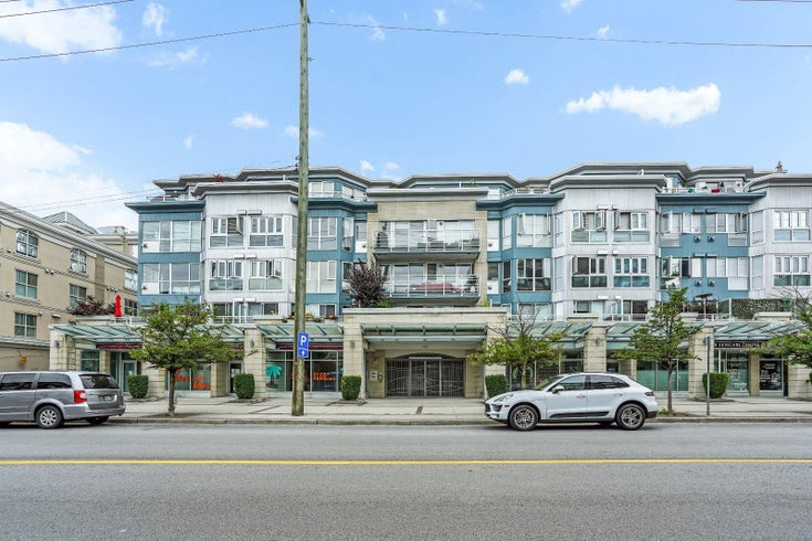 202 122 E 3RD STREET - Lower Lonsdale Apartment/Condo for sale, 2 Bedrooms (R2627892)