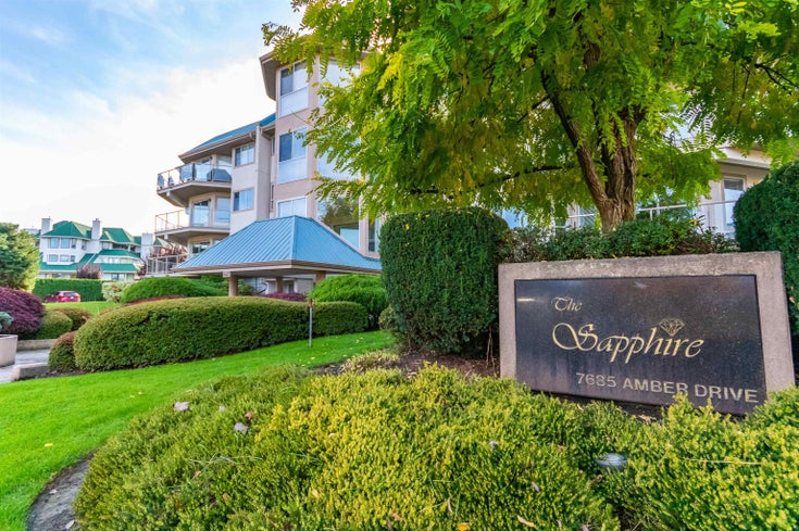 216 7685 AMBER DRIVE - Sardis West Vedder Rd Apartment/Condo for sale, 1 Bedroom (R2627914)