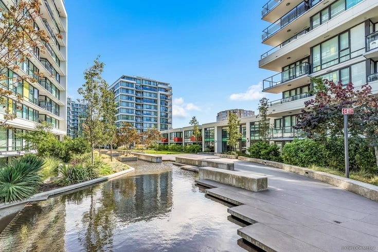 1207 7888 ACKROYD ROAD - Brighouse Apartment/Condo for sale, 2 Bedrooms (R2627929)