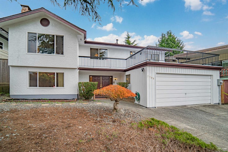 7708 SPARBROOK CRESCENT - Champlain Heights House/Single Family for sale, 4 Bedrooms (R2627948)
