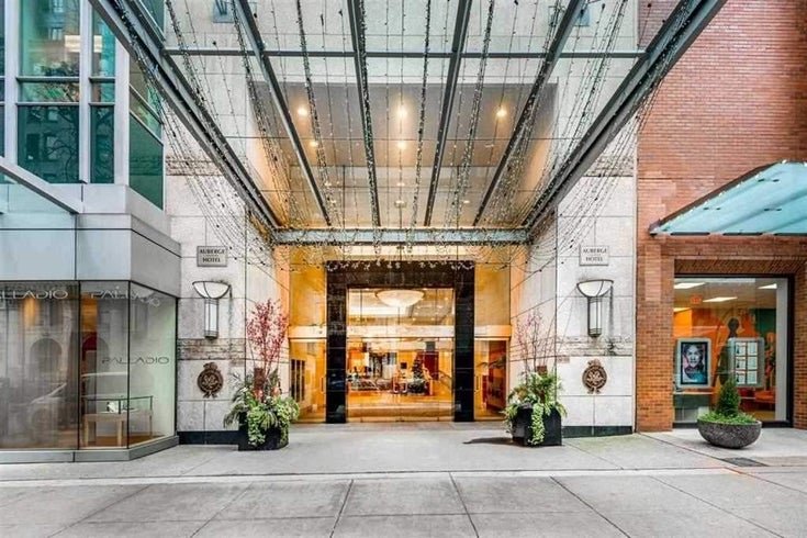 1904 837 W HASTINGS STREET - Downtown VW Apartment/Condo for sale, 1 Bedroom (R2627952)