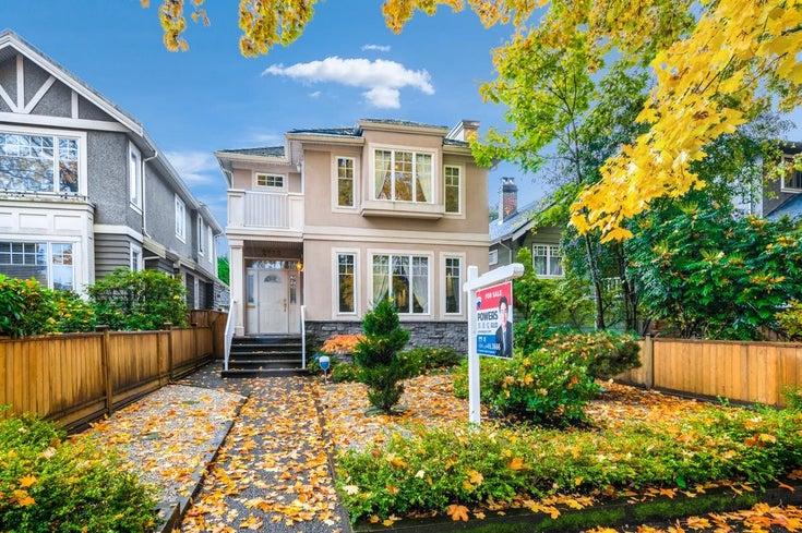 2812 W 13TH AVENUE - Kitsilano House/Single Family for sale, 3 Bedrooms (R2627970)