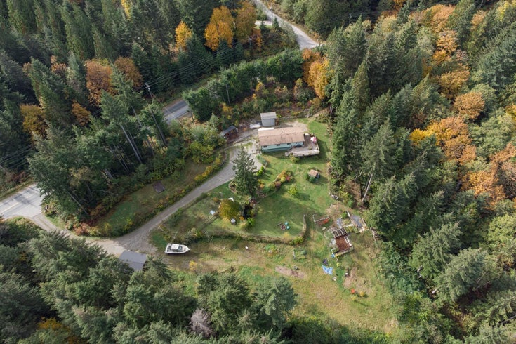 2100 PORT MELLON HIGHWAY - Gibsons & Area House with Acreage for sale, 4 Bedrooms (R2627992)