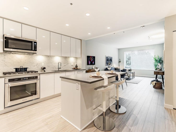 222 2651 LIBRARY LANE - Lynn Valley Apartment/Condo for sale, 2 Bedrooms (R2628003)