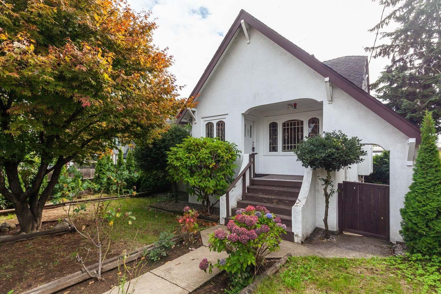1058 PARK DRIVE - Marpole House/Single Family for sale, 4 Bedrooms (R2628006)